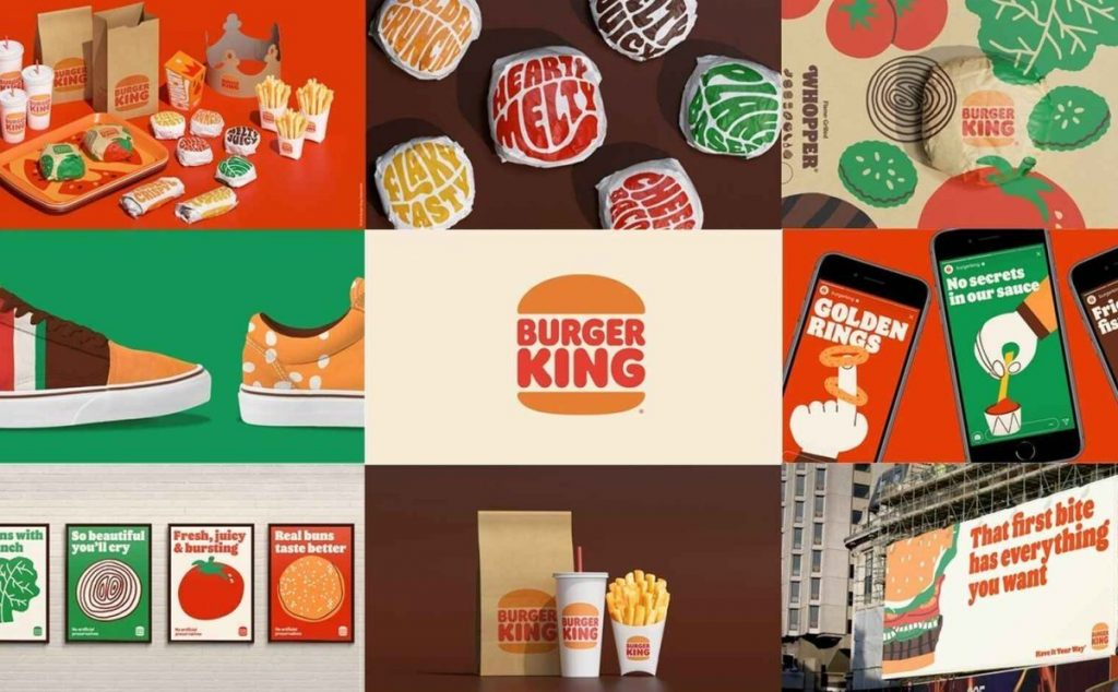 Burger King ReBrand