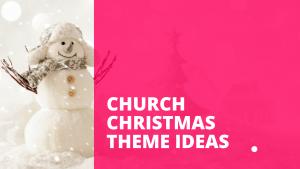 Church Christmas Theme Ideas Peanut Designs Blog Snowman