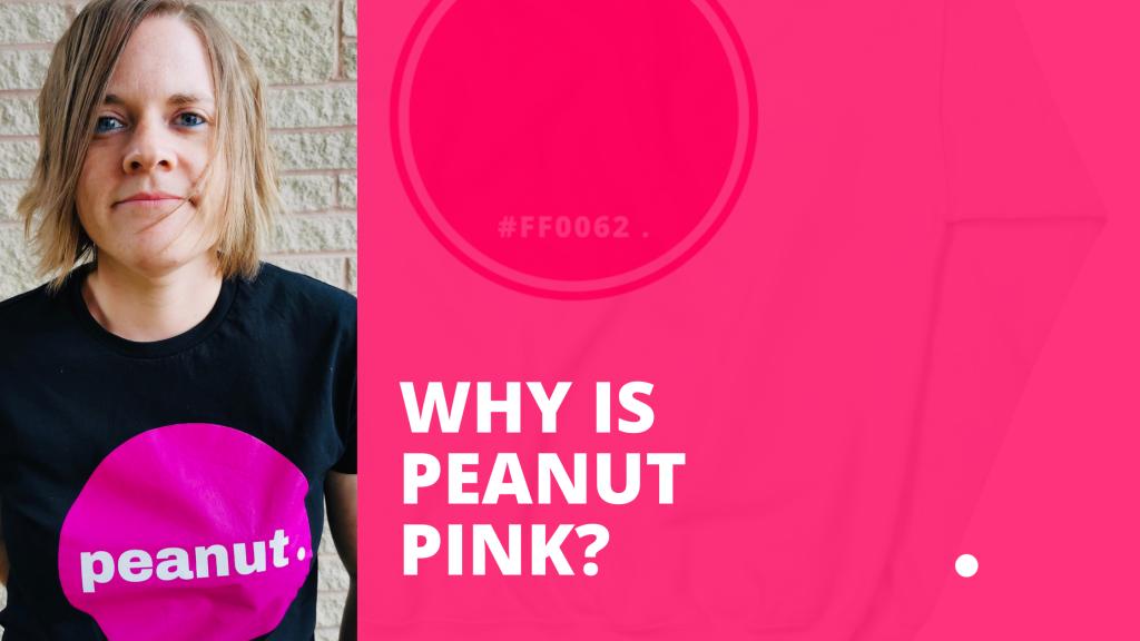Peanut Pink